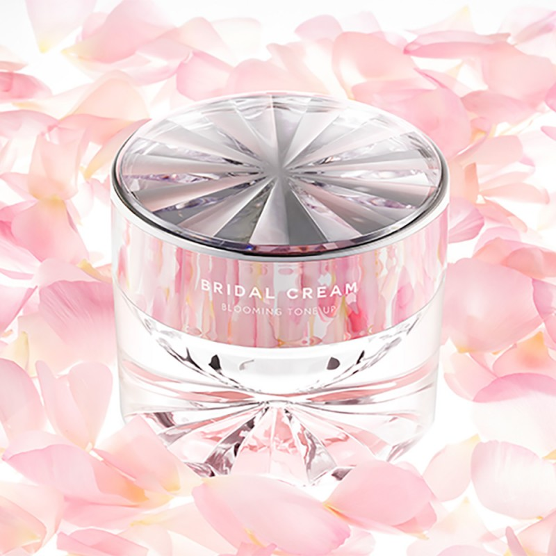 Картинки по запросу Missha Time Revolution Bridal Cream Blooming Tone Up