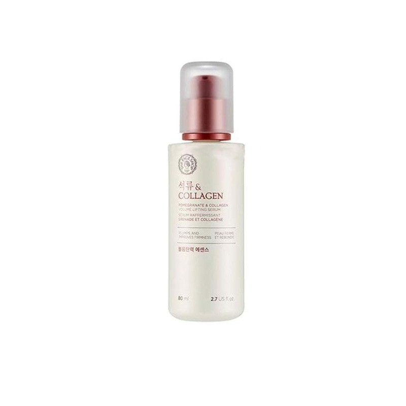 The Face Shop Pomegranate and Collagen Volume Lifting Serum
