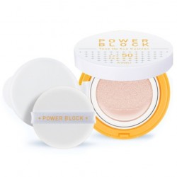 A'PIEU Power Block Tone Up Sun Cushion SPF50+ PA+++