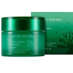 Крем для лица Nature Republic Collagen Dream 70  Cream